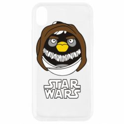 Чехол для iPhone XR Angry Birds Star Wars 3 - FatLine