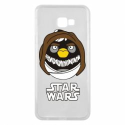 Чехол для Samsung J4 Plus 2018 Angry Birds Star Wars 3 - FatLine