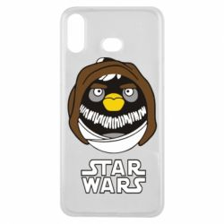 Чехол для Samsung A6s Angry Birds Star Wars 3 - FatLine