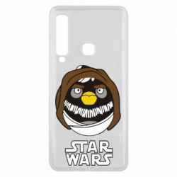 Чехол для Samsung A9 2018 Angry Birds Star Wars 3 - FatLine