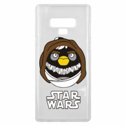 Чехол для Samsung Note 9 Angry Birds Star Wars 3 - FatLine
