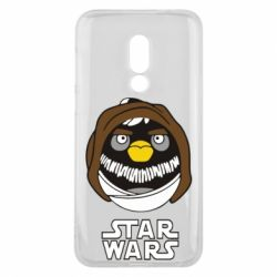Чехол для Meizu 16 Angry Birds Star Wars 3 - FatLine