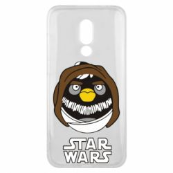 Чехол для Meizu 16x Angry Birds Star Wars 3 - FatLine