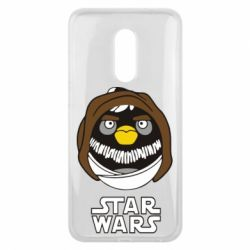 Чехол для Meizu 16 plus Angry Birds Star Wars 3 - FatLine