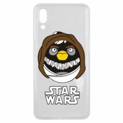 Чехол для Meizu E3 Angry Birds Star Wars 3 - FatLine