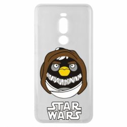 Чехол для Meizu Note 8 Angry Birds Star Wars 3 - FatLine