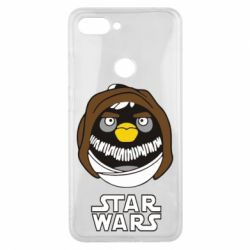 Чехол для Xiaomi Mi8 Lite Angry Birds Star Wars 3 - FatLine
