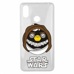 Чехол для Xiaomi Mi Max 3 Angry Birds Star Wars 3 - FatLine