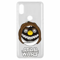 Чехол для Xiaomi Mi Mix 3 Angry Birds Star Wars 3 - FatLine