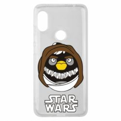Чехол для Xiaomi Redmi Note 6 Pro Angry Birds Star Wars 3 - FatLine