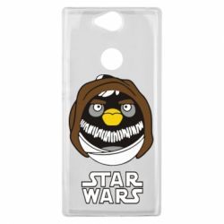 Чехол для Sony Xperia XA2 Plus Angry Birds Star Wars 3 - FatLine
