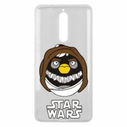 Чехол для Nokia 8 Angry Birds Star Wars 3 - FatLine