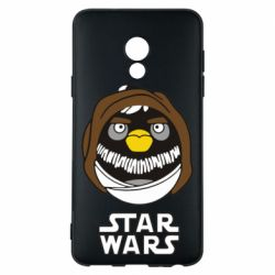 Чехол для Meizu 15 Lite Angry Birds Star Wars 3 - FatLine