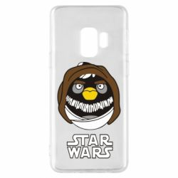 Чехол для Samsung S9 Angry Birds Star Wars 3 - FatLine
