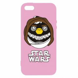 Чехол для iPhone5/5S/SE Angry Birds Star Wars 3 - FatLine