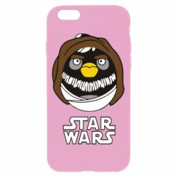 Чехол для iPhone 6/6S Angry Birds Star Wars 3 - FatLine