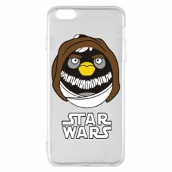 Чехол для iPhone 6 Plus/6S Plus Angry Birds Star Wars 3 - FatLine