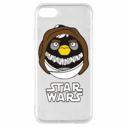 Чехол для iPhone 7 Angry Birds Star Wars 3 - FatLine
