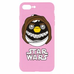 Чехол для iPhone 7 Plus Angry Birds Star Wars 3 - FatLine
