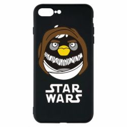Чехол для iPhone 8 Plus Angry Birds Star Wars 3 - FatLine