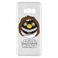 Чехол для Samsung S8 Angry Birds Star Wars 3 - FatLine