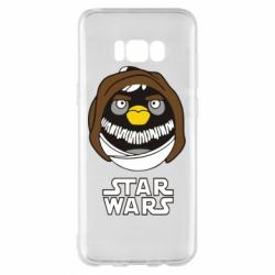 Чехол для Samsung S8+ Angry Birds Star Wars 3 - FatLine
