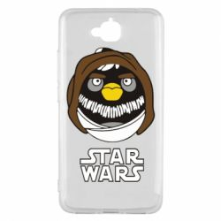 Чехол для Huawei Y6 Pro Angry Birds Star Wars 3 - FatLine