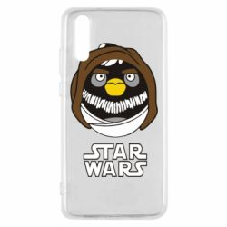 Чехол для Huawei P20 Angry Birds Star Wars 3 - FatLine