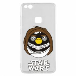 Чехол для Huawei P10 Lite Angry Birds Star Wars 3 - FatLine