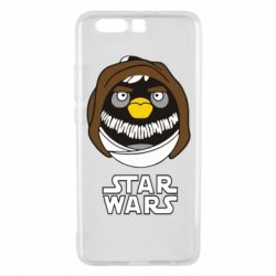 Чехол для Huawei P10 Plus Angry Birds Star Wars 3 - FatLine