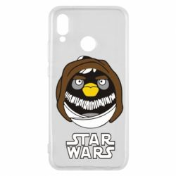 Чехол для Huawei P20 Lite Angry Birds Star Wars 3 - FatLine