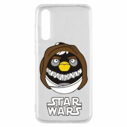 Чехол для Huawei P20 Pro Angry Birds Star Wars 3 - FatLine