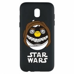 Чехол для Samsung J5 2017 Angry Birds Star Wars 3 - FatLine