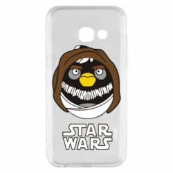 Чехол для Samsung A3 2017 Angry Birds Star Wars 3 - FatLine