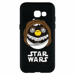 Чехол для Samsung A5 2017 Angry Birds Star Wars 3 - FatLine