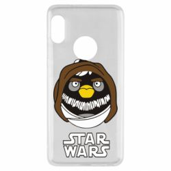 Чехол для Xiaomi Redmi Note 5 Angry Birds Star Wars 3 - FatLine