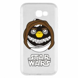 Чехол для Samsung A7 2017 Angry Birds Star Wars 3 - FatLine