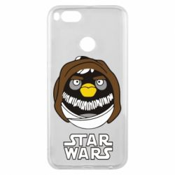 Чехол для Xiaomi Mi A1 Angry Birds Star Wars 3 - FatLine