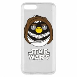 Чехол для Xiaomi Mi6 Angry Birds Star Wars 3 - FatLine