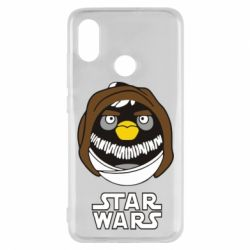 Чехол для Xiaomi Mi8 Angry Birds Star Wars 3 - FatLine