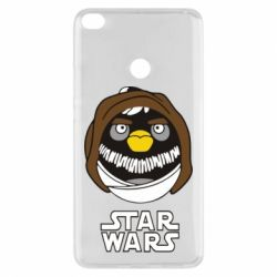 Чехол для Xiaomi Mi Max 2 Angry Birds Star Wars 3 - FatLine