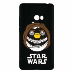 Чехол для Xiaomi Mi Note 2 Angry Birds Star Wars 3 - FatLine