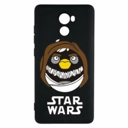 Чехол для Xiaomi Redmi 4 Angry Birds Star Wars 3 - FatLine