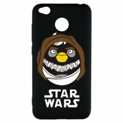 Чехол для Xiaomi Redmi 4x Angry Birds Star Wars 3 - FatLine