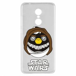Чехол для Xiaomi Redmi 5 Angry Birds Star Wars 3 - FatLine