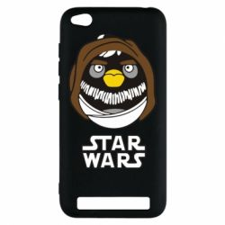 Чехол для Xiaomi Redmi 5a Angry Birds Star Wars 3 - FatLine