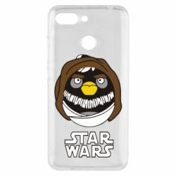 Чехол для Xiaomi Redmi 6 Angry Birds Star Wars 3 - FatLine