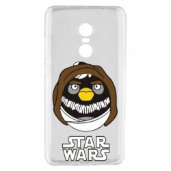 Чехол для Xiaomi Redmi Note 4 Angry Birds Star Wars 3 - FatLine