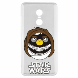 Чехол для Xiaomi Redmi Note 4x Angry Birds Star Wars 3 - FatLine