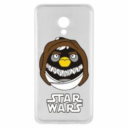 Чехол для Meizu M5 Angry Birds Star Wars 3 - FatLine